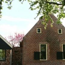 Voorhuis - Natuurcamping Groningen Fleremaheerd
